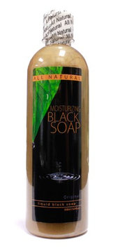 Coastal Scents Liquid Black Soap