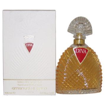 Diva By Ungaro For Women. Eau De Parfum Spray 3.3 Ounces