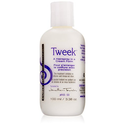 Curly Hair Solutions Travel Size Tweek
