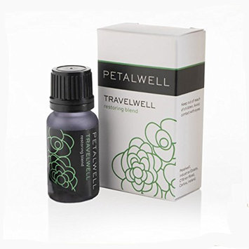 Petalwell Travelwell Pure Essential Scented Oil