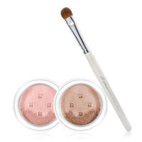 e.l.f. Mineral Eyeshadow and a Brush