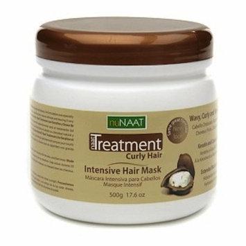 Nunaat Treatment Curly Hair Intensive Hair Mask