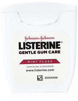 Listerine Gentle Gum Care Woven Floss