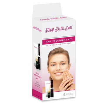 Migi Nail Art Dead Sea Minerals Nail Treatment Kit
