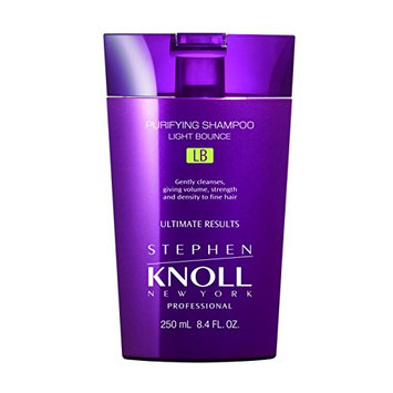STEPHEN KNOLL NEW YORK PROFESSIONAL Light Bounce Purifying Shampoo