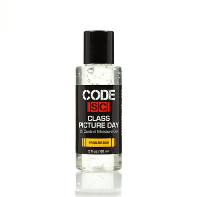 Code Sc Class Picture Day Oil Control Moisture Gel