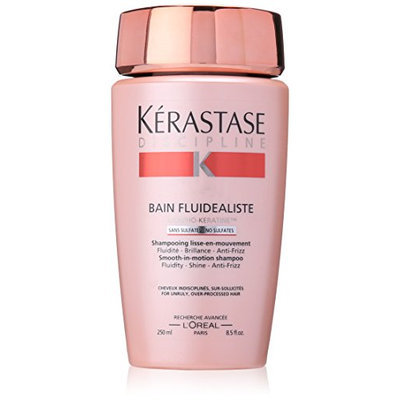 kerastase discipline bain fluidealiste sulfate free shampoo reviews. Black Bedroom Furniture Sets. Home Design Ideas