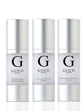 Gold Serums Ultimate Skincare Kit
