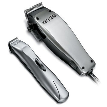 Andis 23-Piece Clipper/Trimmer Combo Haircutting Kit