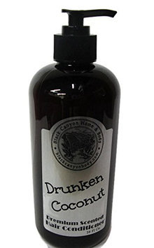 Black Canyon Hair Conditioner 16 Oz (Drunken Coconut)