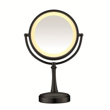 Conair Touch Control Double-Sided Lighted Mirror