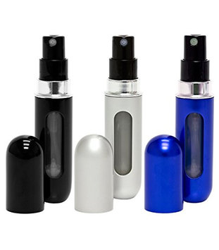 TRAVALO CLASSIC Refillable Atomizer Top 3 Best Sellers Collection