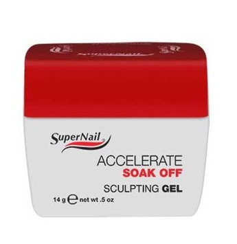 SuperNail Accelerate Sculpting Nail Gel