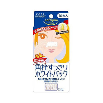 KOSE Softy Mo Nose Pore Clear Pack