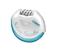Satiny Smooth by Conair Total Body Epilator - DELUXE
