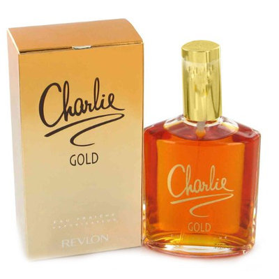 Charlie Gold by Revlon for Women - 3.4 Ounce EFS Spray