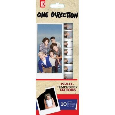Tempt Tattous One Direction Nail Polish Sticker