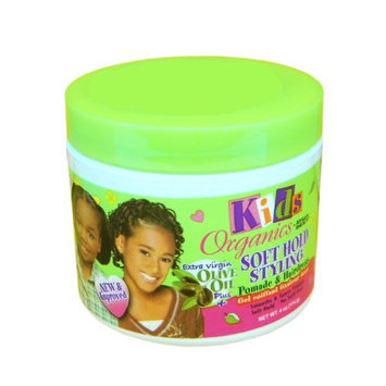 Africa's Best Kids Organics Pomade and Hair Dress