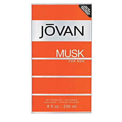 Musk for Men After Shave Cologne by Jovan