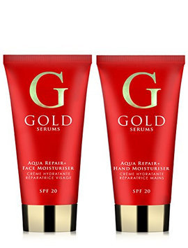 Gold Serums Aqua Repair Plus Kit