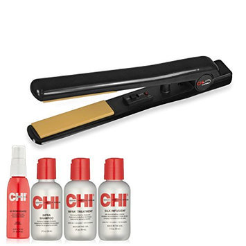 CHI Delux Travel Kit includes: 3/4