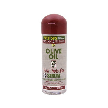 Organic R/S Root Stimulator Olive Oil Heat Protection Serum
