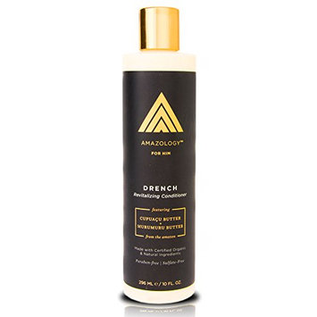 Amazology RAINFOREST Revitalizing Argan Oil Sulfate-free Men's Conditioner with Cupuaçu Butter & Murumuru Butter