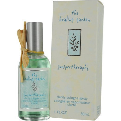 The Healing Garden Juniper Theraphy By Coty For Women. Clarity Cologne Spray 1.0 Oz.