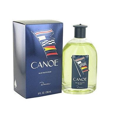 DANA Canoe Eau de Toilette Splash for Men 8 Fl Oz