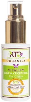 Kelly Teegarden Organics Vitality Rose and Cucumber Eye Cream