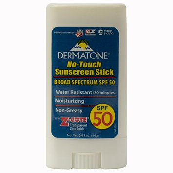 Dermatone SPF 50 Plus No Touch Sunscreen Stick with Z Cote