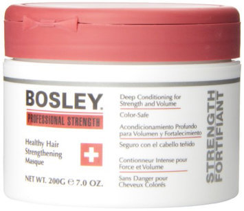 Bosley Healthy Hair Strengthening Masque