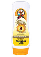 Australian Gold SPF 8 Lotion