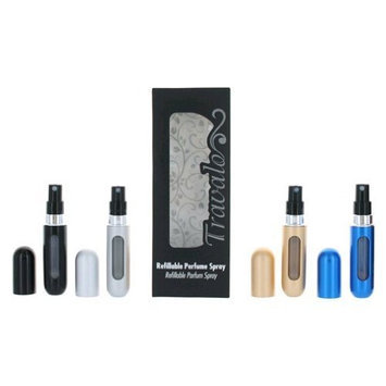 Travalo Refillable Travel Perfume Bottle Atomizers