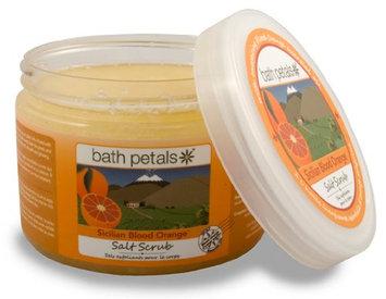 Bath Petals Salt Scrub