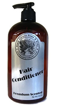 Black Canyon Hair Conditioner 16 Oz (Secret Lover (Juicy Peach and Cherry Blossom)