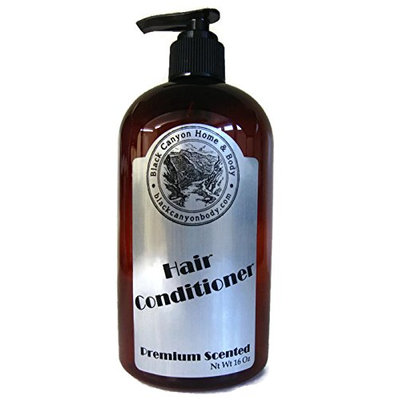 Black Canyon Hair Conditioner 16 Oz (Eternal Kiss)