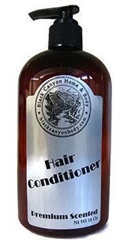 Black Canyon Hair Conditioner 16 Oz (Relax (Lavender Vanilla))