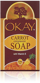 Okay Carrot Soap