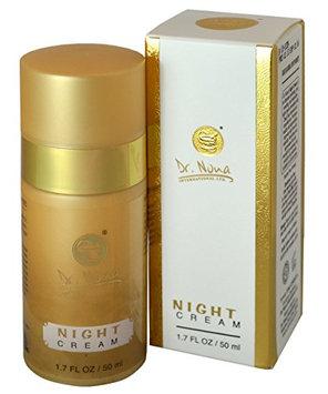 Dr. Nona Night Cream Dead Sea Minerals Anti Aging Hydrating Rejuvenating 50ml 1.7 Fl Oz
