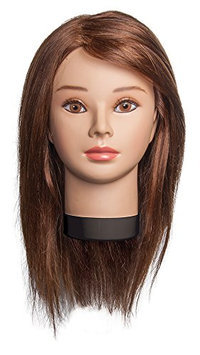 Diane Emma Mannequin Human Hair