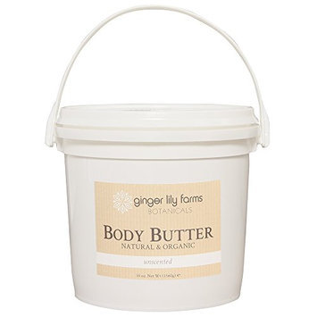 Ginger Lily Farm's Botanicals Unscented Body Butter