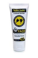 Rubber Ducky Sunscreen SPF 50 Naturally Tinted Face Sunscreen Tube
