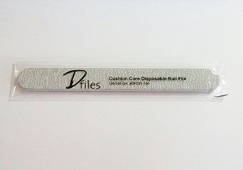 Flowery Disposable Nail File Cushion Core 100/180 Grit