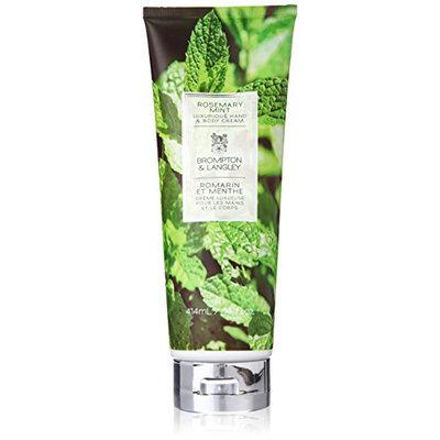Upper Canada Soap Brompton and Langley Body Cream