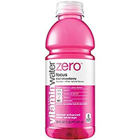 vitaminwater Zero Focus Kiwi-Strawberry