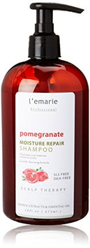 L'emarie Pomegranate Sulfate-Free Smoothing Moisture Repair Shampoo