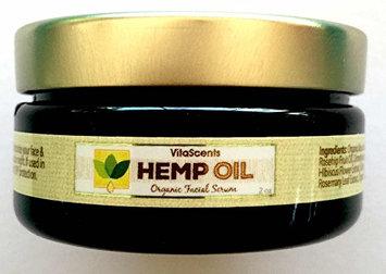Hemp Oil Facial Serum Moisturizer