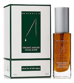 DR. ALKAITIS Organic Ageless Facial Elixir Serum