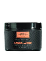 Caswell-Massey Sandalwood Shave Cream Jar